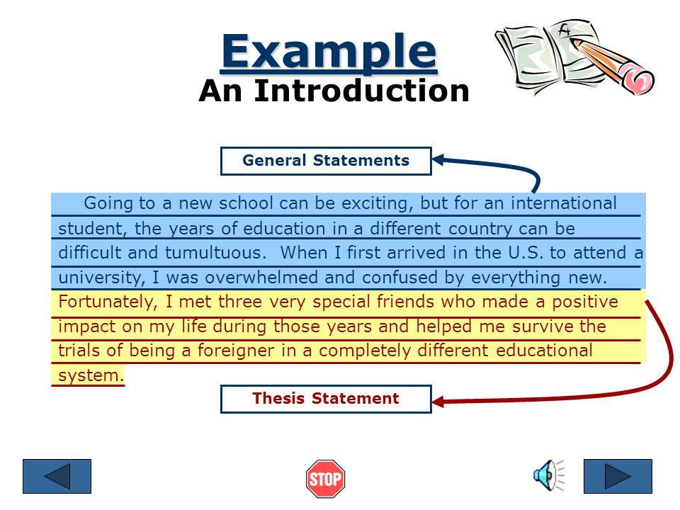 thesis statements about physical education