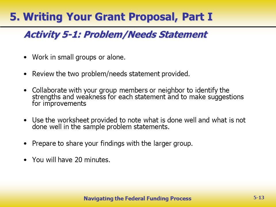how to write a grant proposal for funding Sample grant proposals grants academic year research grants (ay urg) summer research grants (summer urg)  sample grant proposals american studies and history - academic year urg proposal  although carroll achieved international fame for his writing, maría elena walsh (1930–2011), the first argentine author to write in the nonsense.