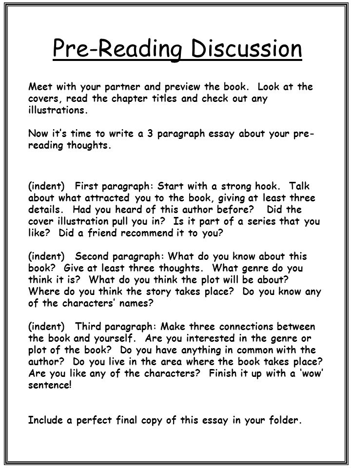 Indent first paragraph essay