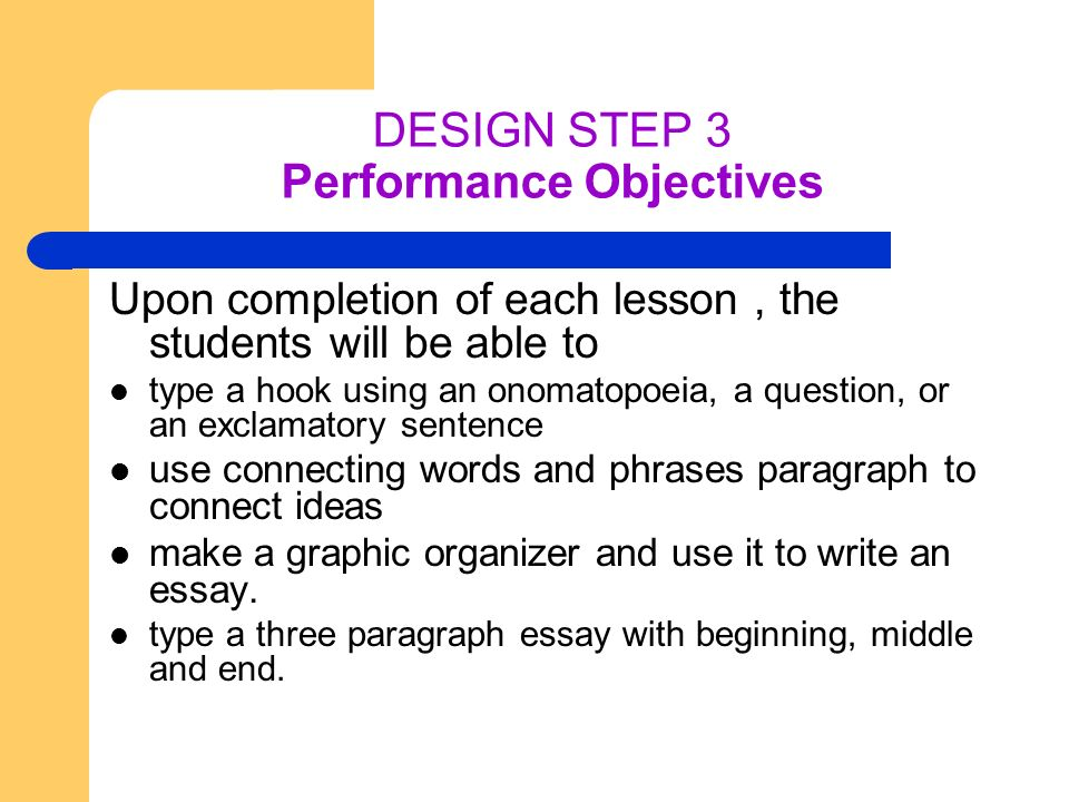 3 objectives for process improvement