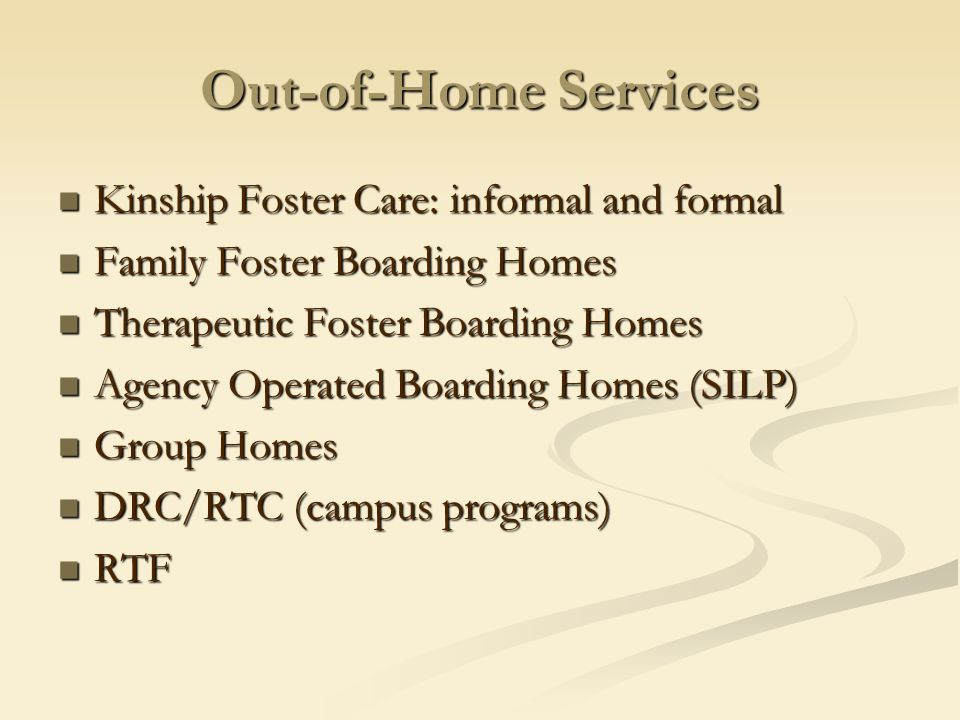 how to open a foster care group home