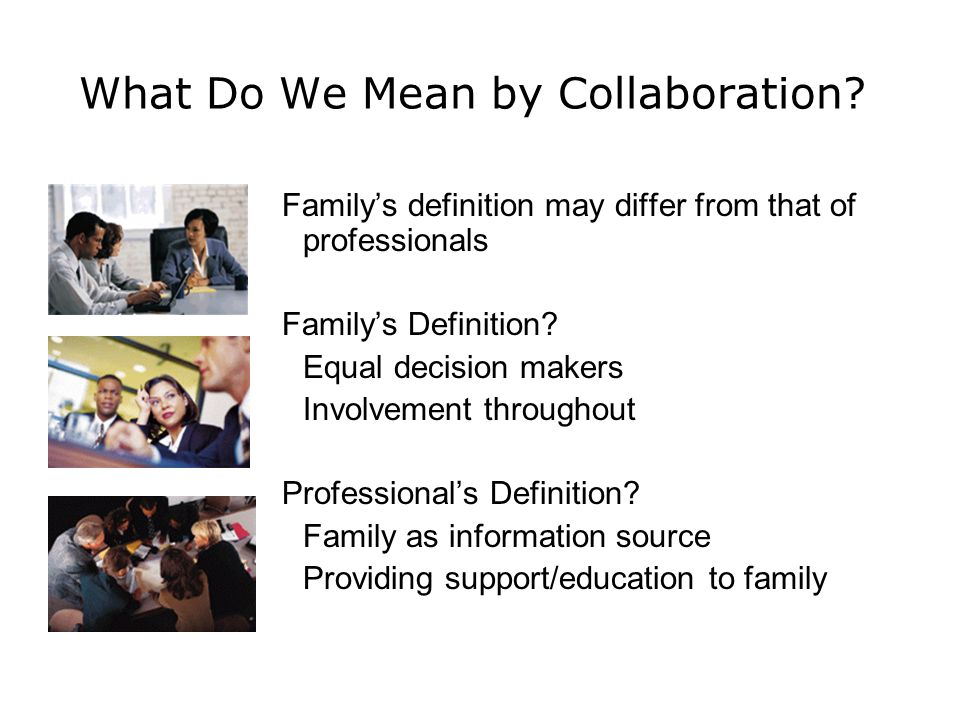 Collaborative Teaching Define ~ Working together to manage mental illness ppt video