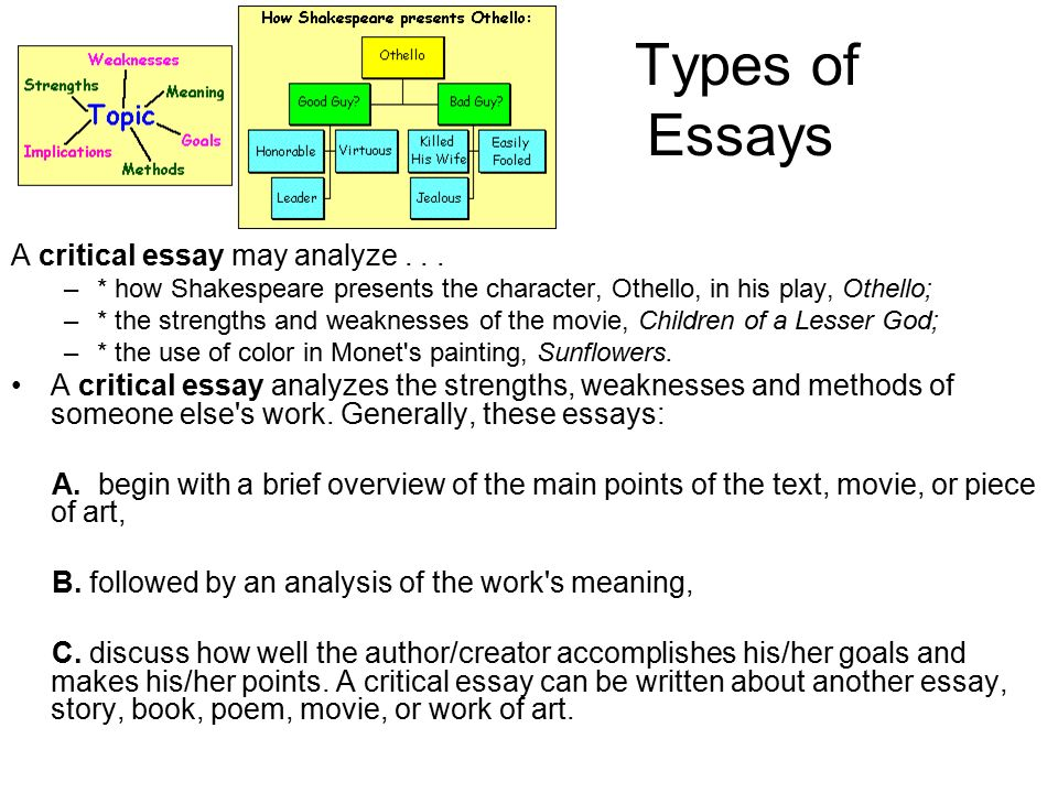 Cause And Effect Essay Topics For High School  Science And Literature Essay also English Essay Short Story A Classification Essay About Movies Hamlet Essay Thesis