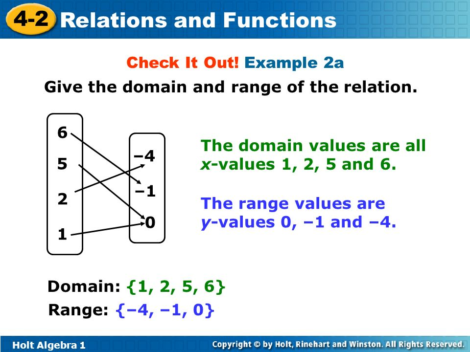Relations and Functions - ppt video online download