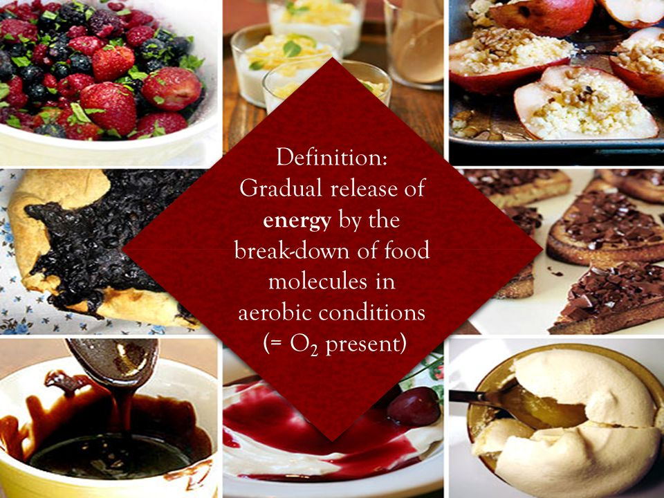 food molecules definition