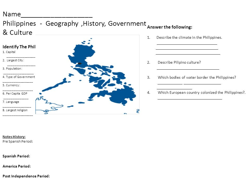 pre spanish government Pre -colonial period the total population of spanish-philippines was it was based on concepts developed during the commonwealth government in the philippines.