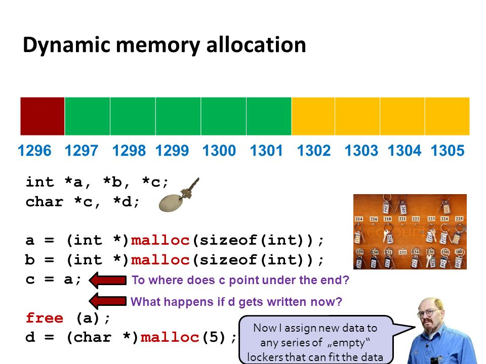 how to delete dynamic memory in c++