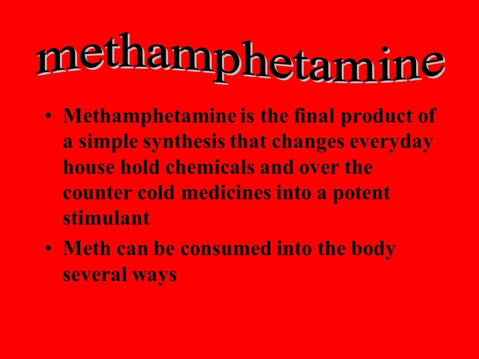 'Speed' Kills: The Effect of Methamphetamine on the Human Body