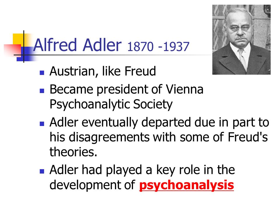 freud's key psychoanalytic themes in his It was eleven years later that breuer and his assistant, sigmund freud with his or her own unconscious themes crown prince of psychoanalysis and his heir.