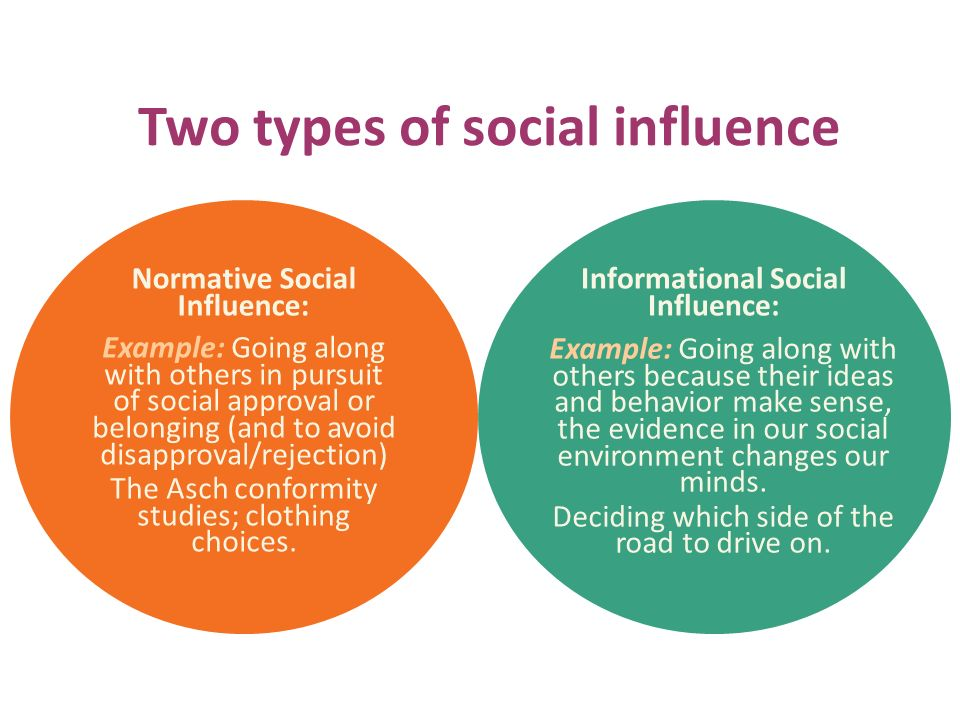 normative influence essay What is an example of normative age-graded influences some examples of a history graded normative influence include:  - the widespread use of the internet.
