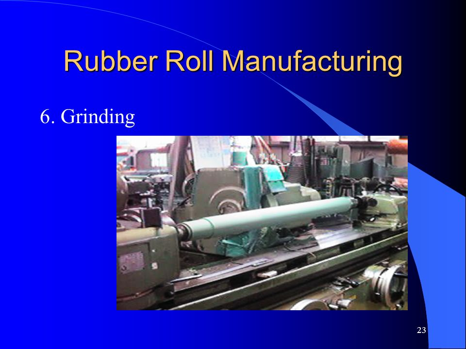 Industrial Rubber Roll Ppt Video Online Download