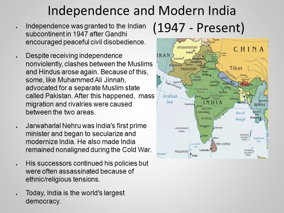 india change over time Classical india change and continuity over time from 300-600 ce, there were major changes in classical indian civilizations as new religions were formed, political power was increased, and advancements in math and science were made.