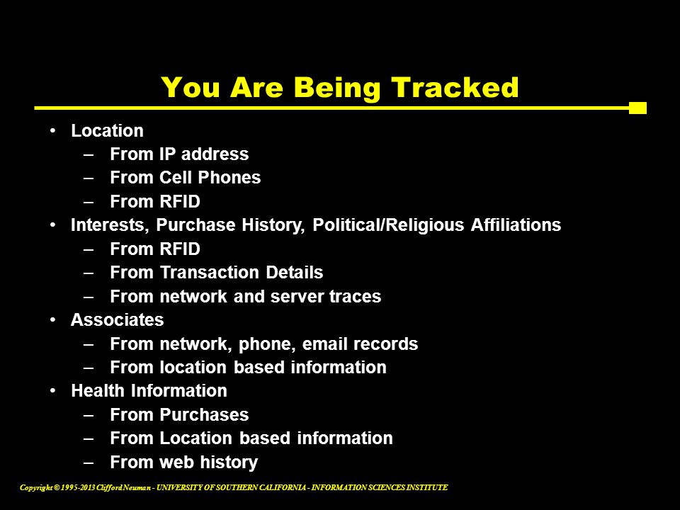 You Are Being Tracked Location From IP address From Cell Phones