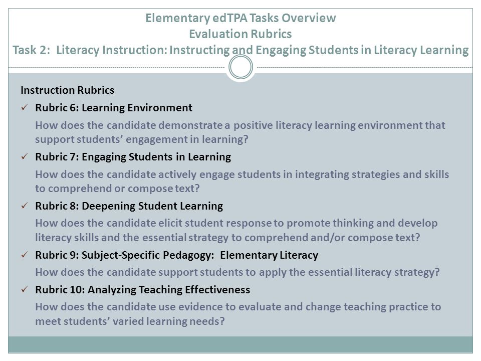 edTPA: One College's Journey - ppt download