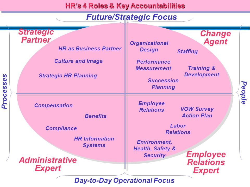 case study on role of hr manager in changing business environment