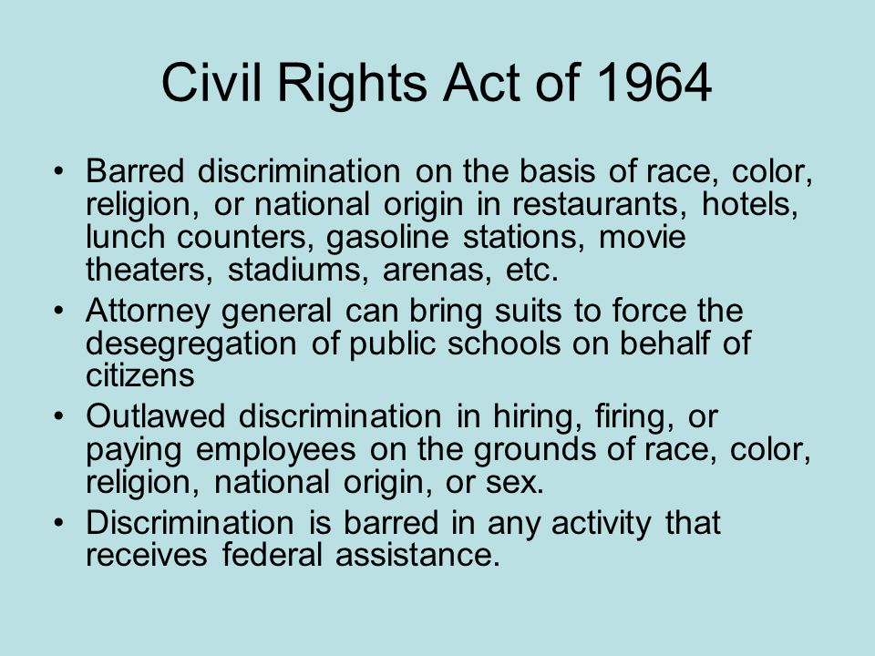 DOJ: Civil Rights Act does not protect sexual - CNN