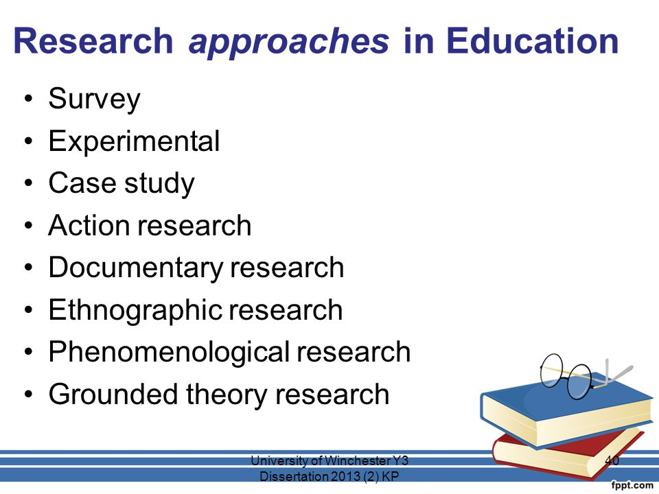 education dissertation action research The international journal of educational research publishes research manuscripts in the field of education work must be of a quality and context.