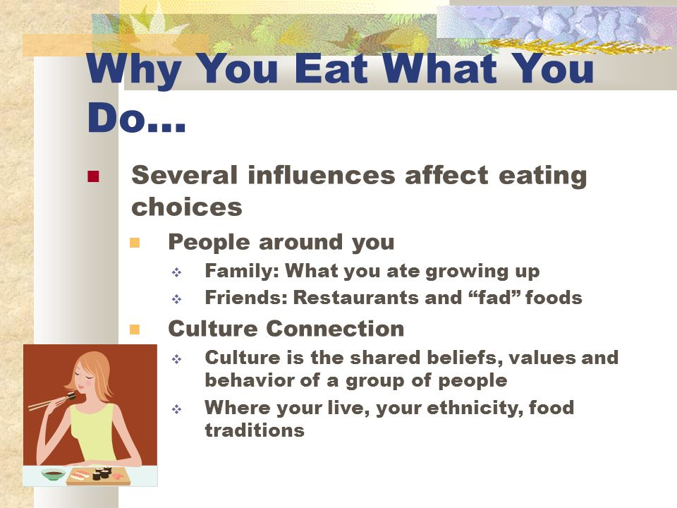 Fad Foods And Diet Culture