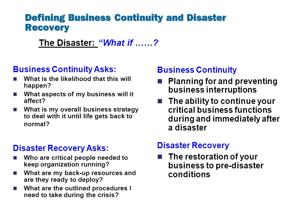 business continuity plan for banks disaster recovery and business continuity planning