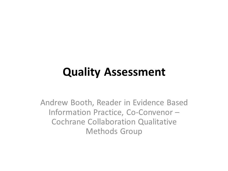 synthesising qualitative and quantitative health evidence