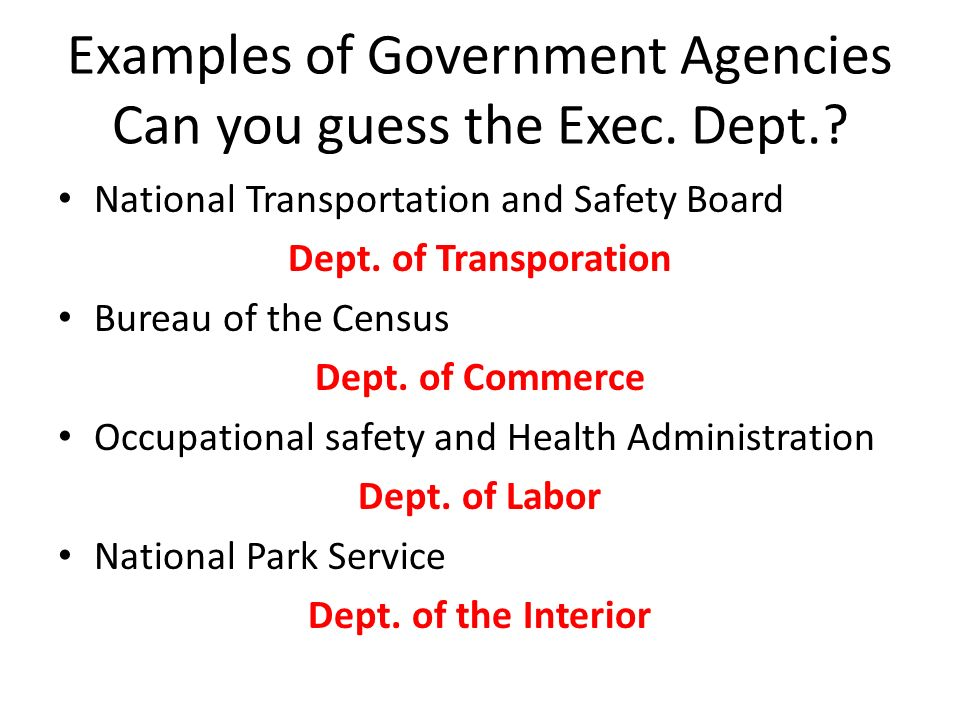 Presidential Advisers and Executive Agencies - ppt video ...