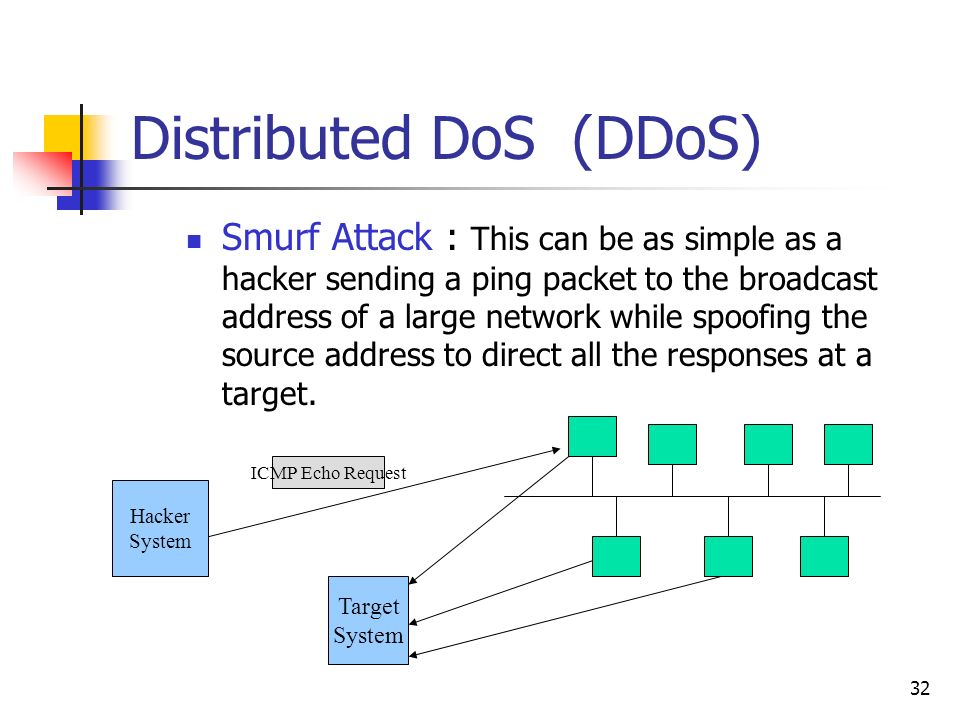 how to create a dos attack