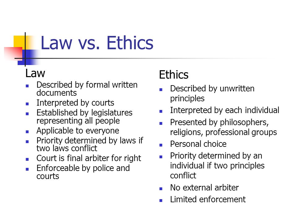 Criminal Justice Ethics for Everyone