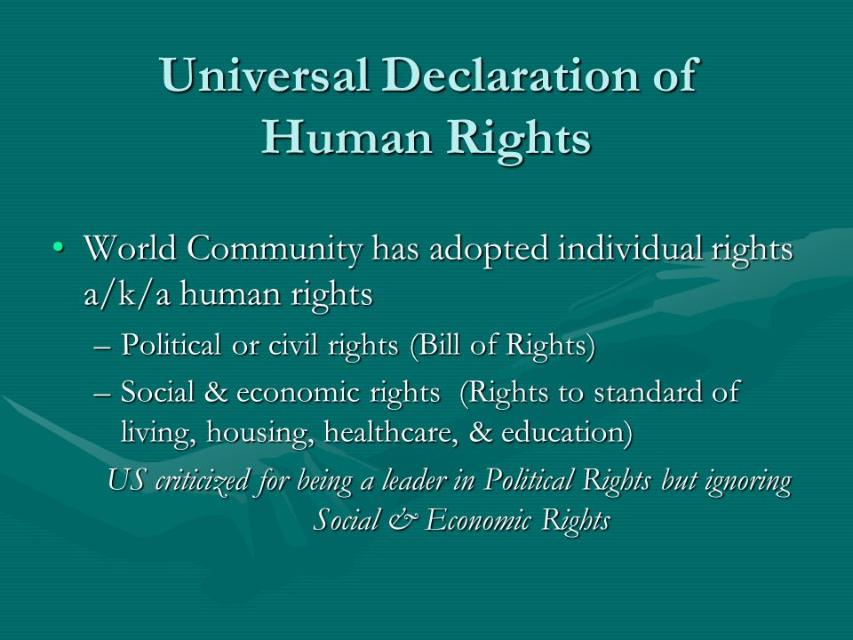 an introduction to the universal declaration of human rights udhr