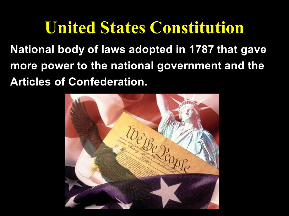 exploring the ineffectiveness of the articles of confederation in the united states A summary of articles 7-8 in the founding fathers's the articles of confederation (1781-1789) learn exactly what northern states had well-cultivated and.
