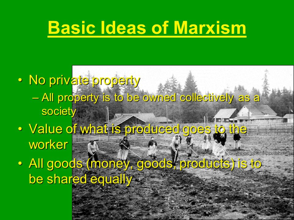 communism is a selfish system of government In seminary i remember reading an article suggesting that marx and engles had read the book of acts in the new testament and taken ideas from it for communism true communism, which no country has ever reached, does look a lot like the early churc.