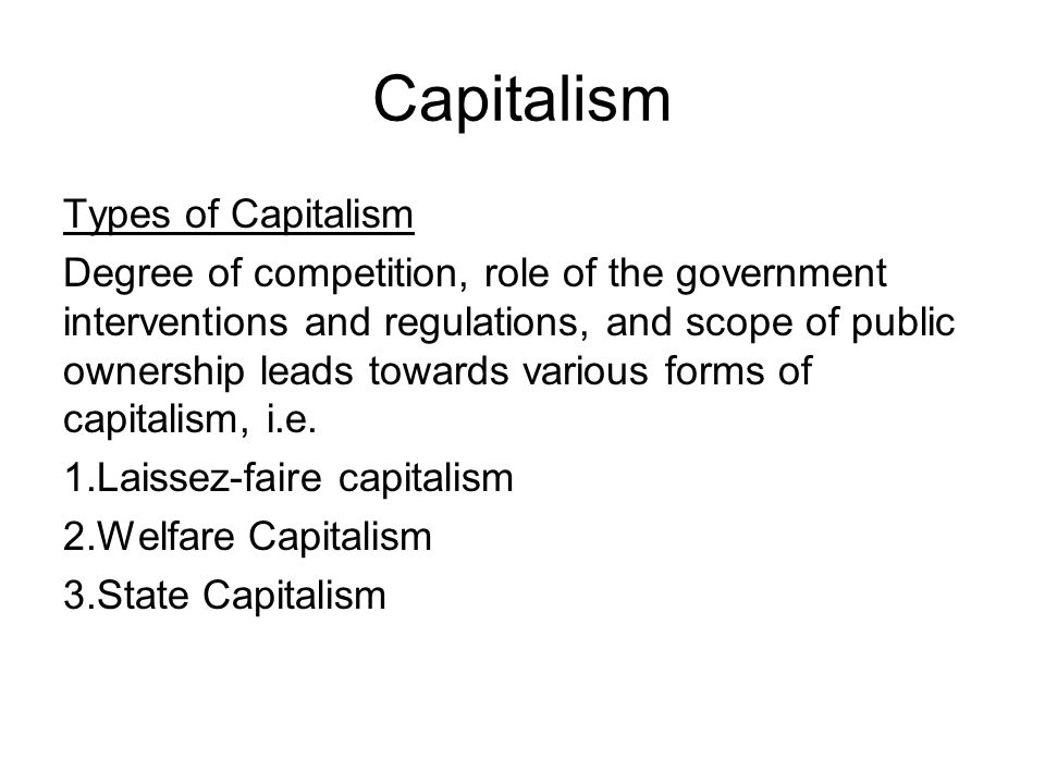 Economic Systems in the World - ppt video online download