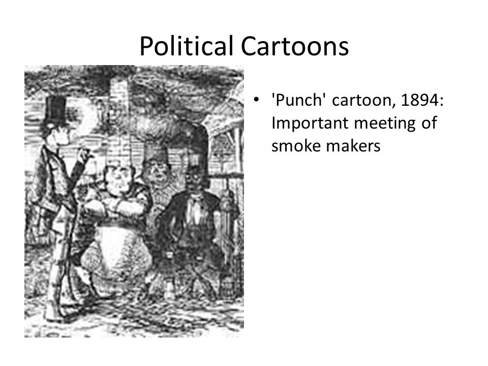 Importance of political cartoons