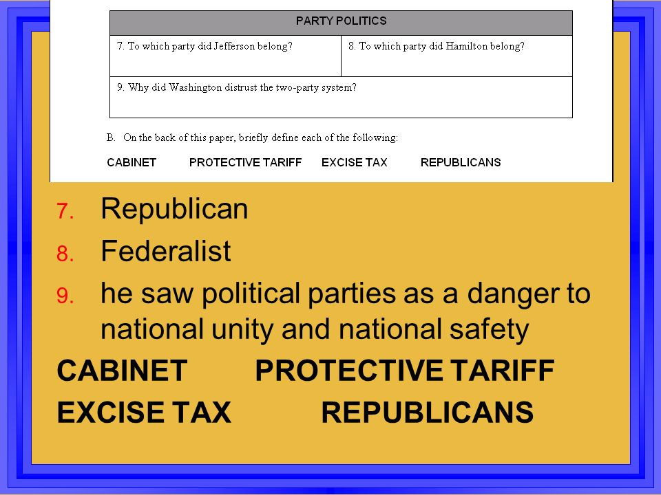 Cabinet Definition Civics - Page 5 - azontreasures.com