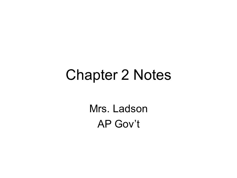 1 2 ap government guided notes Class notes study guides power notes: ap us history class presentations  creating the american government (the new government - streamlined version).