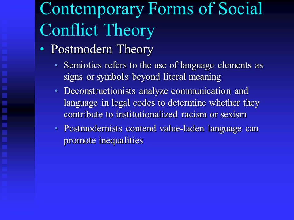 Social conflict theory about wal mart