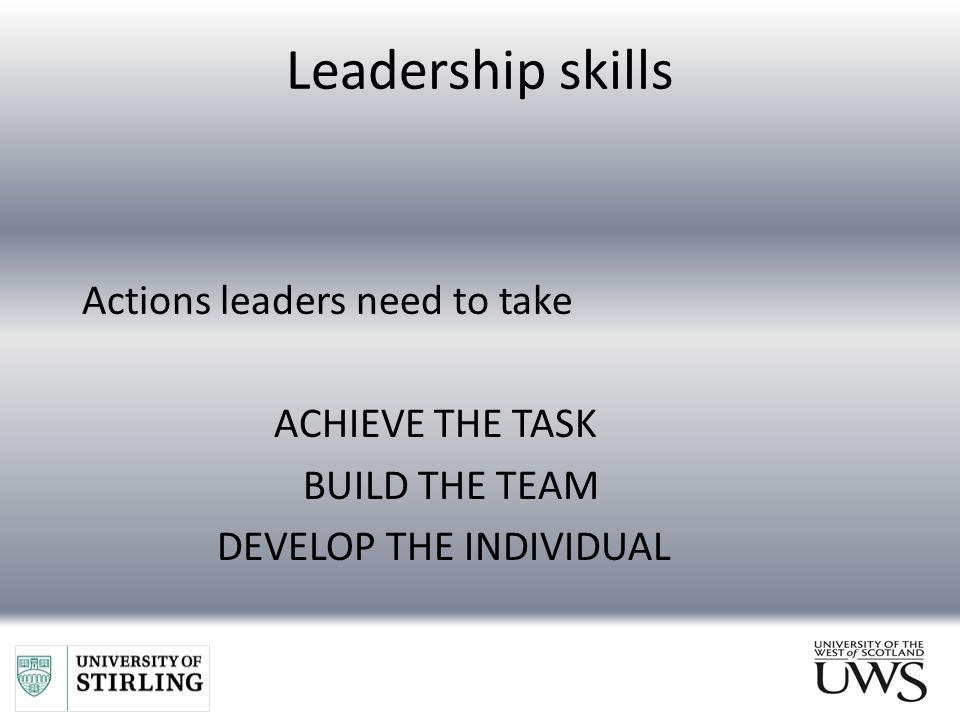 develop individuals and team What creates a team environment creating a team environment in a company does not come easy to effectively build teams, it is important to remember that.