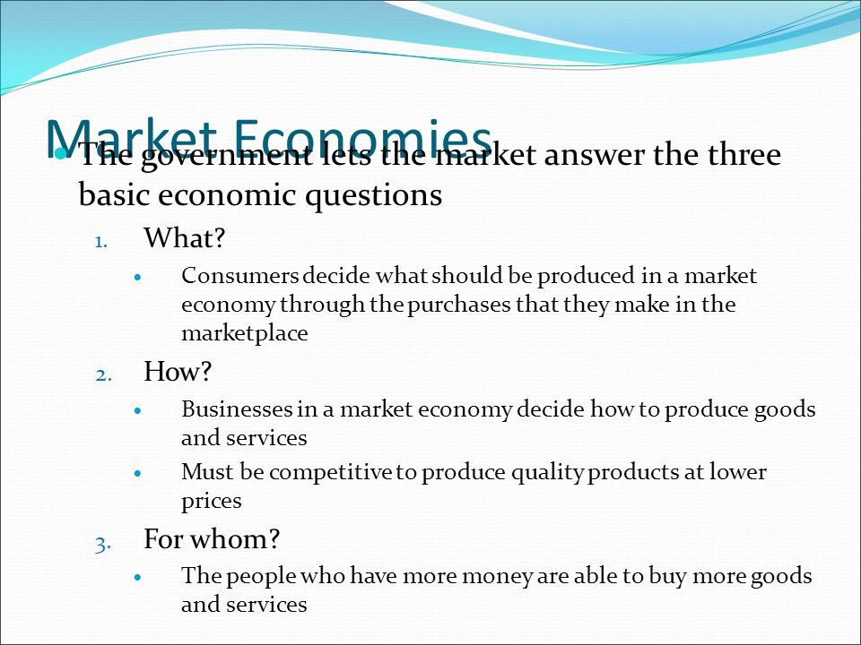 exploring the three basic economic questions Answering the important questions faced by businesses  enables business  leaders to assess the key risks and opportunities that brexit presents, answering  questions such as:  exploring the range of different scenarios that might result.
