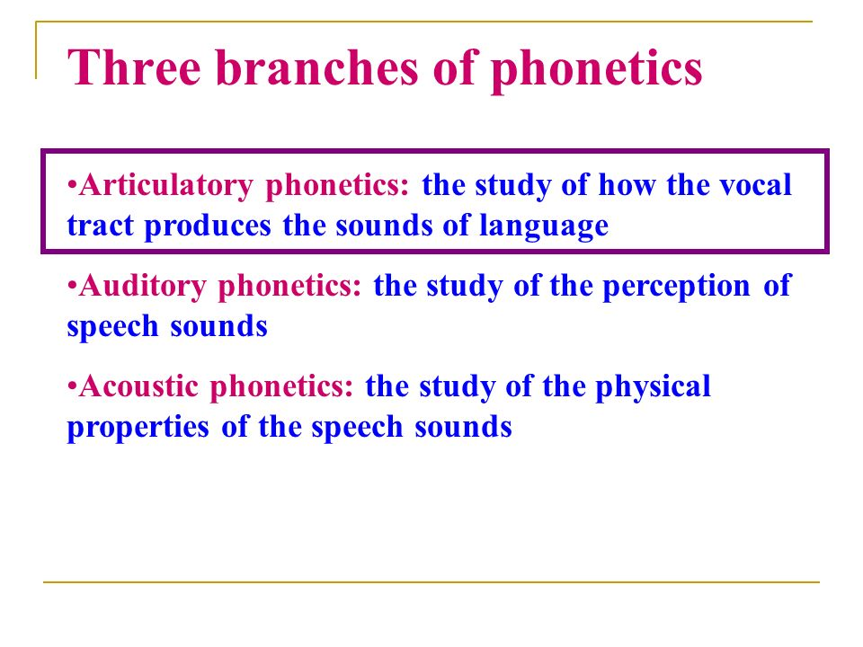 Phonetics - definition of phonetics by The Free Dictionary