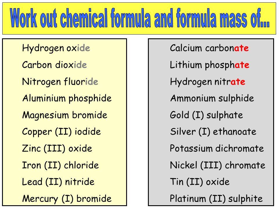 Unit 1 - Chemical Changes - ppt download