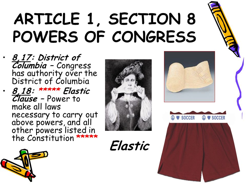 powers of congress The constitution gives the house of representatives the sole power to impeach an official, and it makes the senate the sole court for impeachment trials.