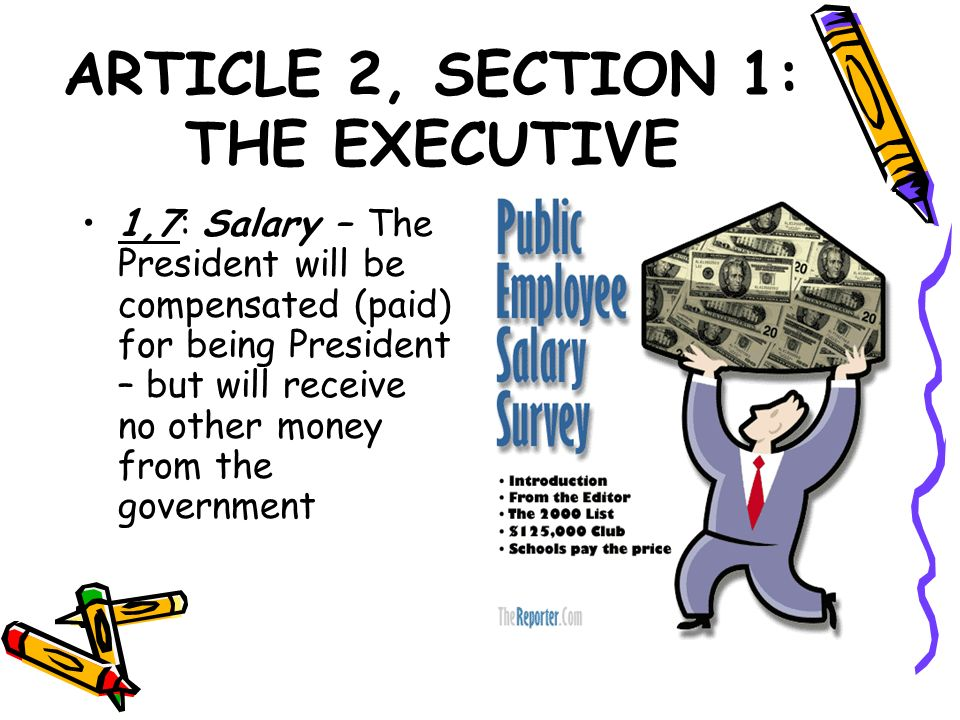 article 1 sections Step 2 as well as 3