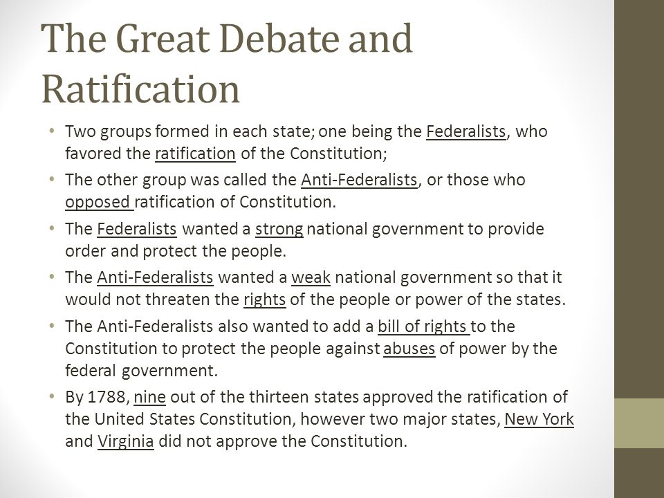 ratifying the constitution worksheet 100 images – Ratifying the Constitution Worksheet