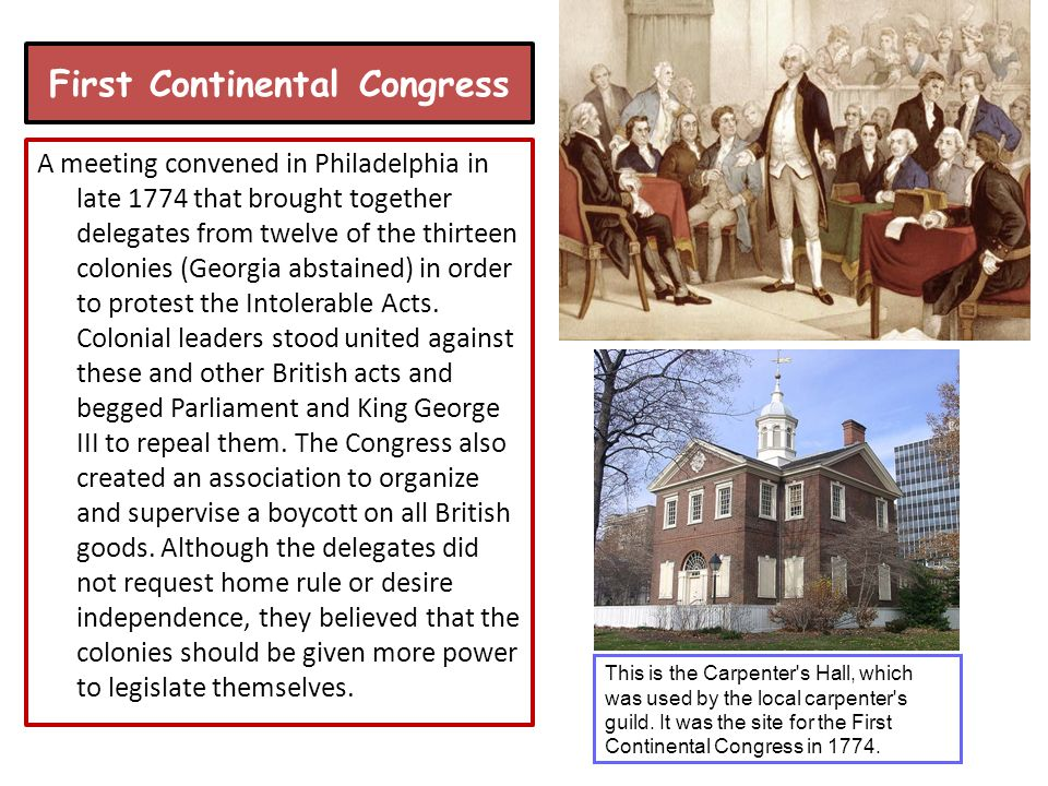 continental congress in philadelphia essay When her husband john was a delegate to the continental congress in philadelphia and beginning to prepare a new system of government, she even confided to him regarding what she considered a very important domestic matter–the rights of women.