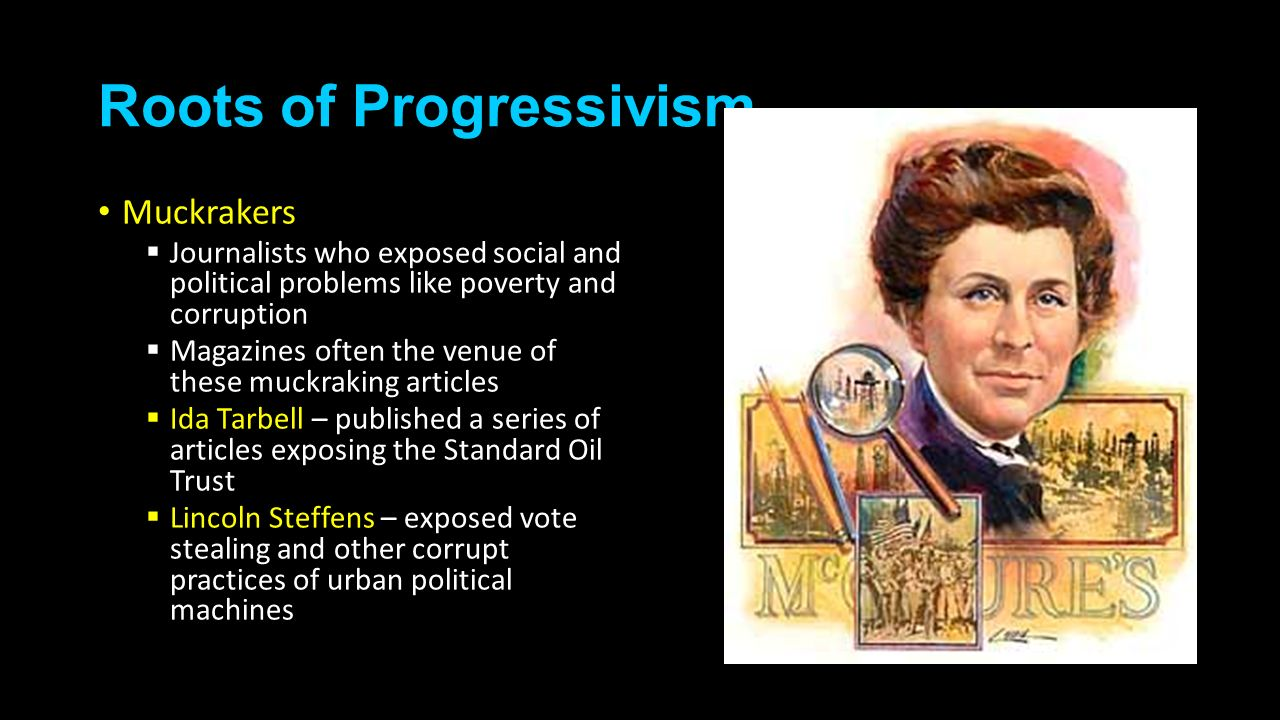 progressivism movement The progressive movement was the first attempt of the 20th century to motivate government action as public response to a broad range of problems thus, the.