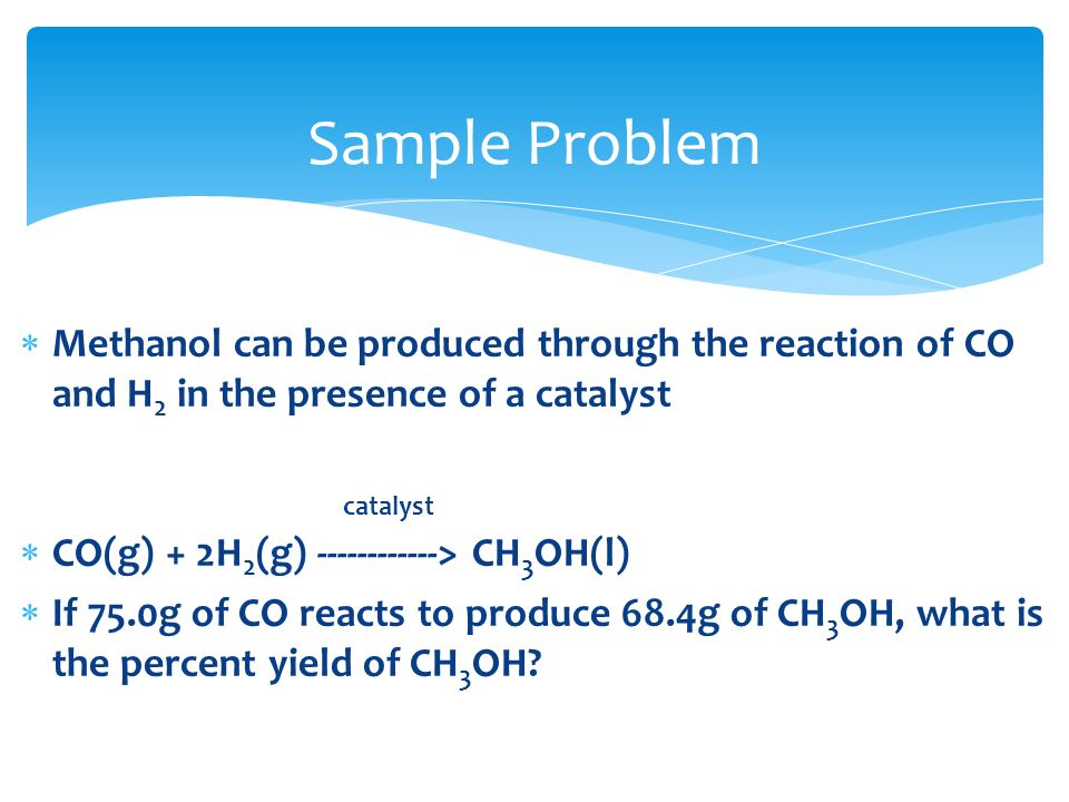 Chapter 5 Chemical Reactions - ppt download