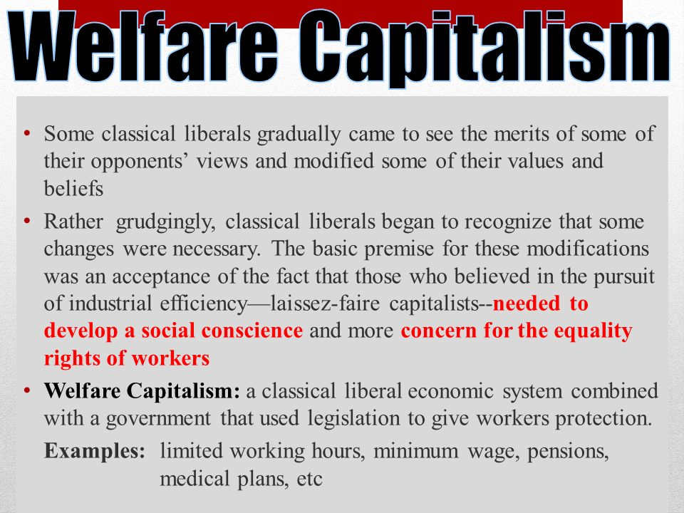 liberalism capitalism and basic needs This question,this book goes back to the basic,big questions of what 'lib-  needs for many of these countries is for economic  12 liberalism,democracy and.