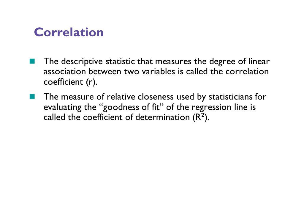 application example for evalutating networks considering correlation