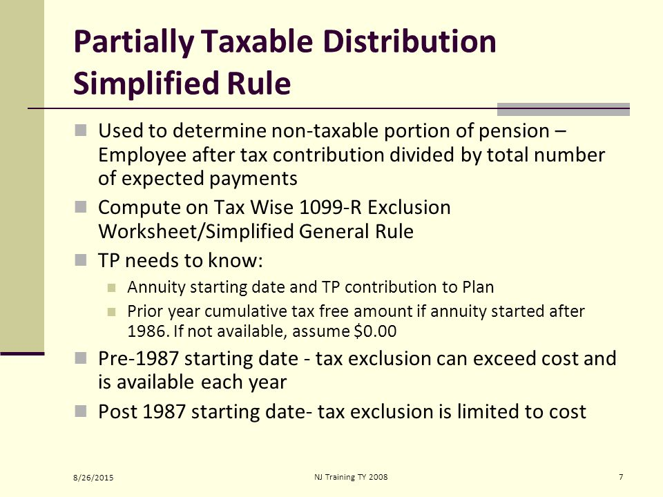 Social SecurityRailroad Retirement Benefits ppt download – Social Security Taxable Worksheet