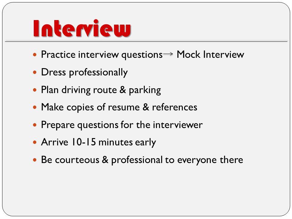Spice Up Your Resume Served by D R I V E T H R U. - ppt video online ...