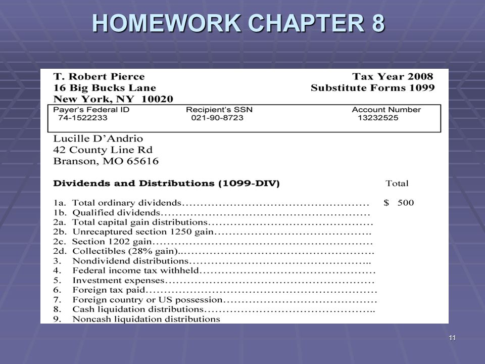 chapter 20 tax homework Chapter 20 accounting for pensions and postretirement benefits assignment  classification table (by topic) topics questions basic definitions and concepts.